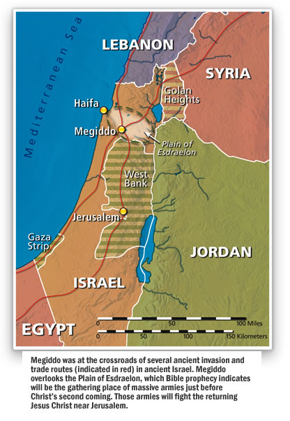 War and Peace in the Middle East The Middle East in Bible Prophecy