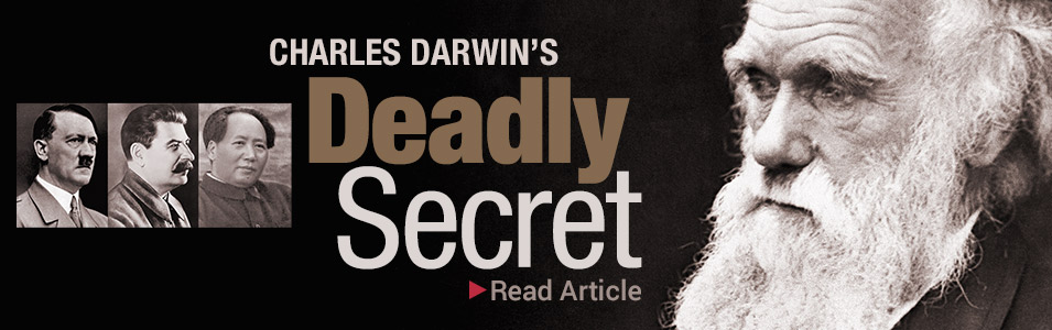 Charles Darwin's Deadly Secret