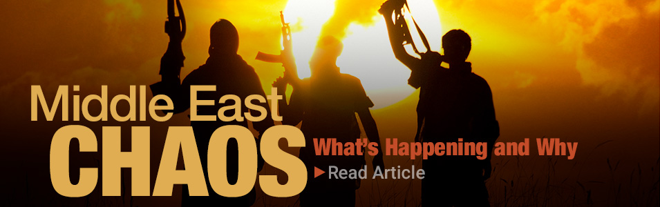 Middle East Chaos: What's Happening and Why