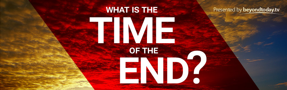 What is the Time of the End?